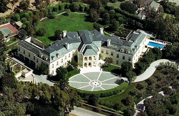 La casa mas elegante y grande del mundo for Las casas mas grandes y lujosas del mundo