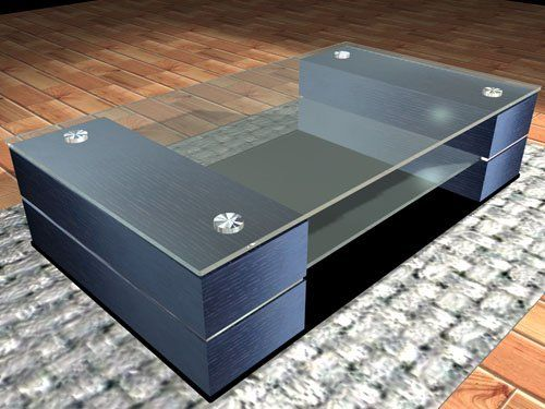 Fotografias de mesas de centro super elegantes - Fotos de mesas de centro ...