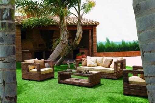 Algunas ofertas de muebles para tu jardin