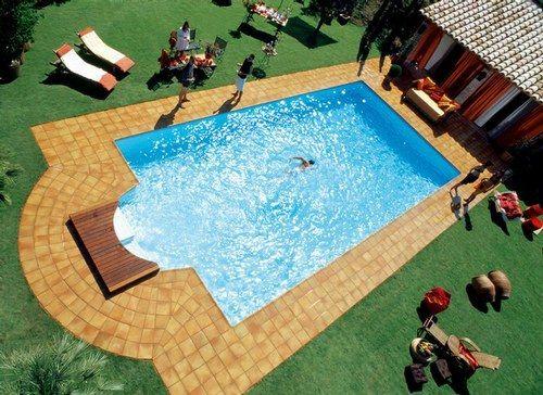Piscinas prefabricadas a buen precio for Costo de construir una piscina