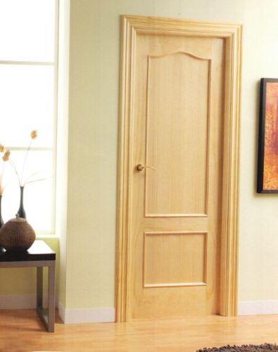 Precios para puertas interiores for Puertas de madera interiores baratas