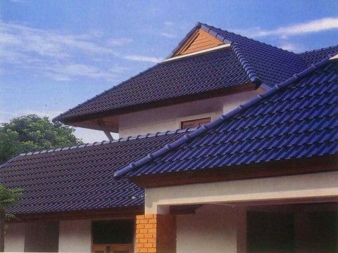 Fotos de techos de casas modernas - Tipos de tejados para casas ...