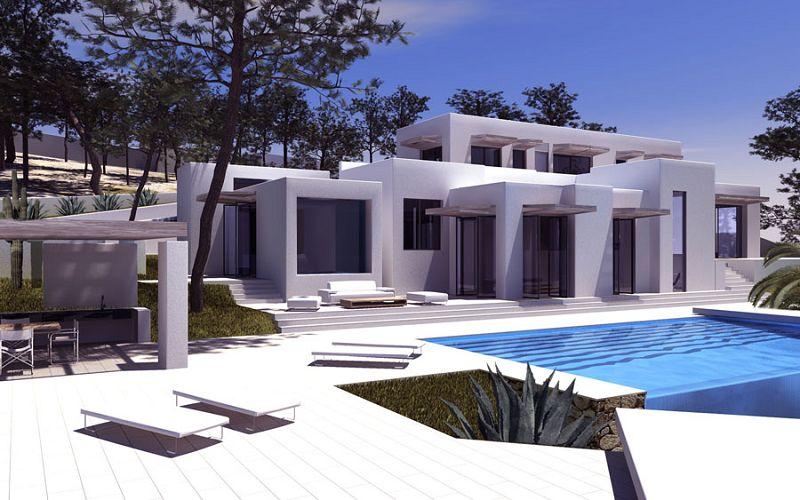 Alquiler de casas elegantes en ibiza - Alquiler casas ibiza particulares ...