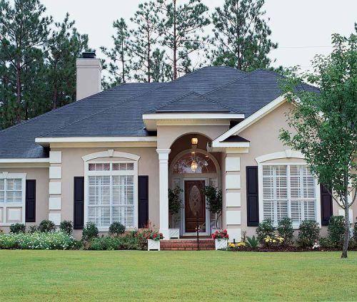 Casas americanas y su arquitectura for Casas americanas de madera