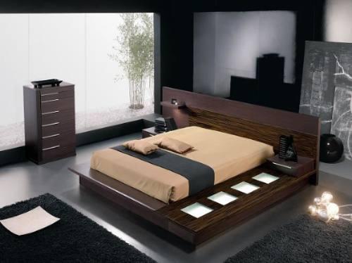 Como dise ar una recamara minimalista for Como disenar una habitacion en 3d