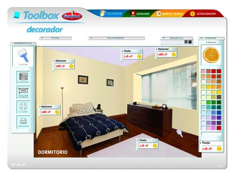 Que es un decorador virtual for Programa para disenar interiores online