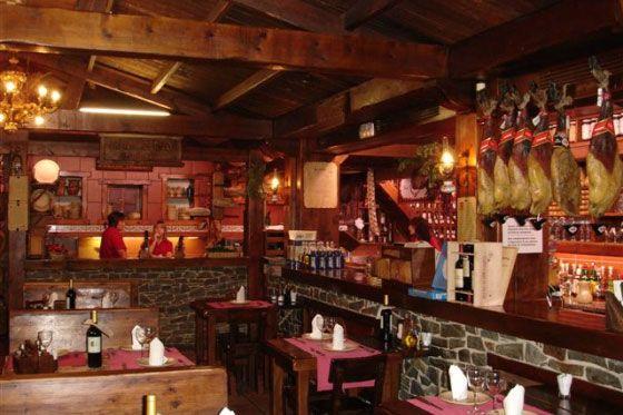 decoracion de restaurantes rusticos