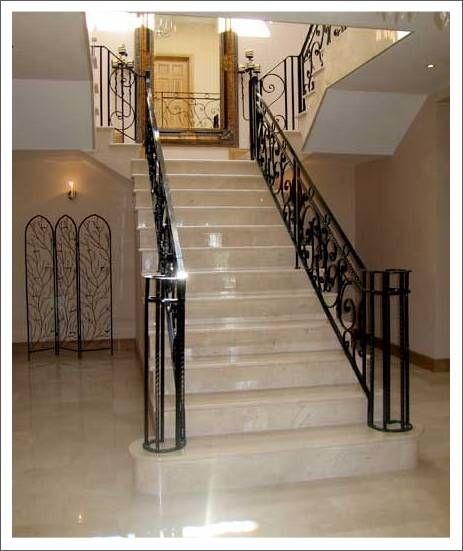 Pavimentos Para Escaleras Modernas