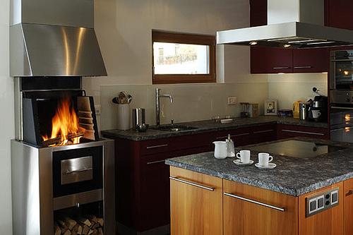 Dise o de cocinas ecologicas - Cocinas capi ...