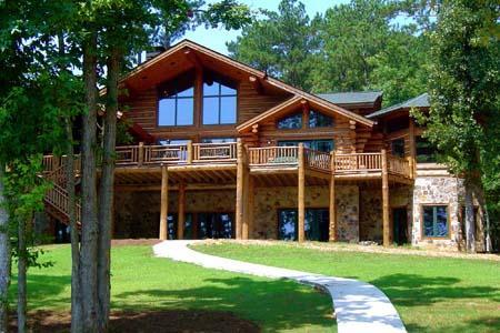 Usos de la madera como material de construccion - Casas prefabricadas para el campo ...