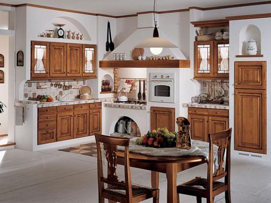 Campanas para cocina modernas y funcionales - Como disenar una cocina rustica ...