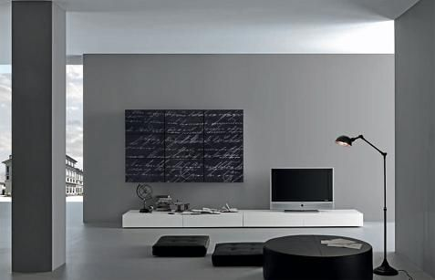 Dise o de viviendas con estilo minimalista for Imagenes de recamaras estilo minimalista