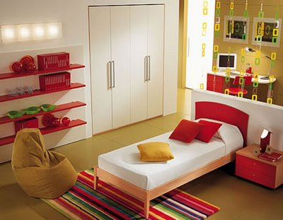Decoracion profesional de dormitorios para niñas