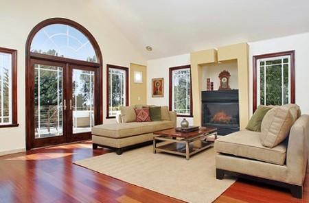 Decoracion interior en paredes pisos y puertas - Decoracion de pisos ...