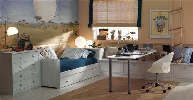 Dise o de camas nido - Modelos de camas nido para ninos ...