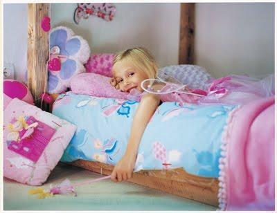 Decoración especial para dormitorios de niñas