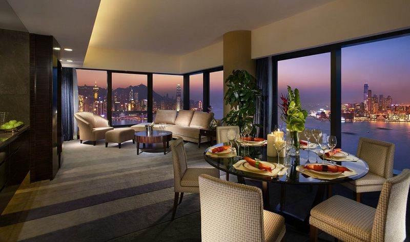 Los dormitorios mas lujosos del mundo for Design hotel 5 stelle