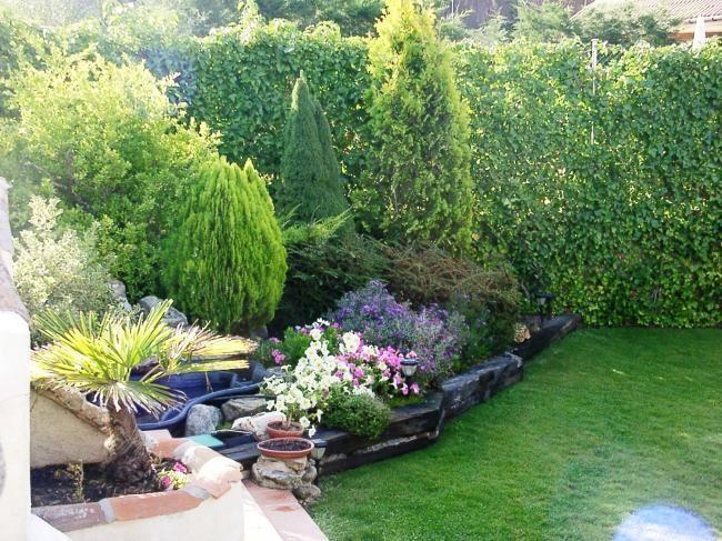 Patios hermosos for Patios con jardines bonitos