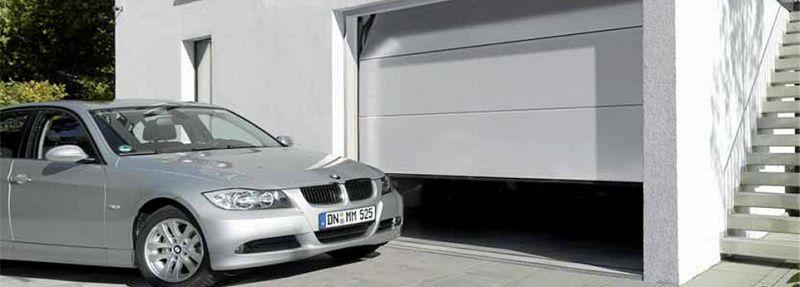 Instalacion y fabricacion de puertas de cochera - Puertas automaticas para cocheras ...