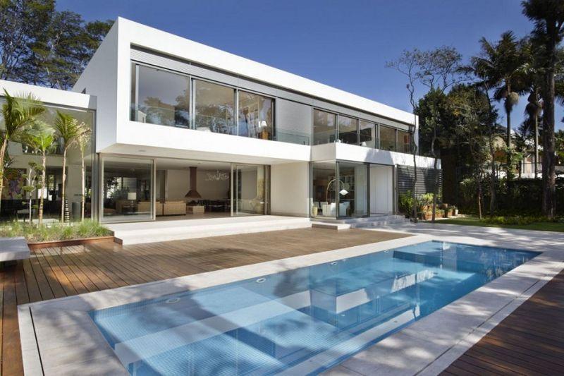 Imagen minimalista y arquitectura