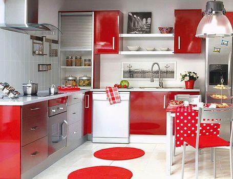 Como instalar mi cocina Como organizar una cocina pequena fotos