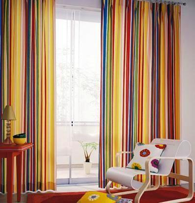 Como decorar mi casa utilizando mis cortinas