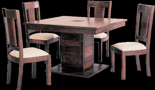 Mesas de comedor con diseño 2012