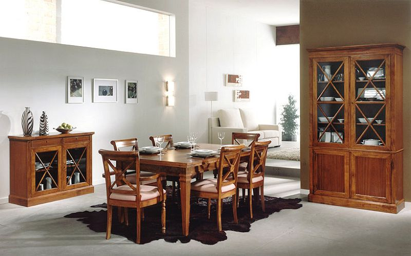 Mi comedor favorito for Muebles de comedor elegantes