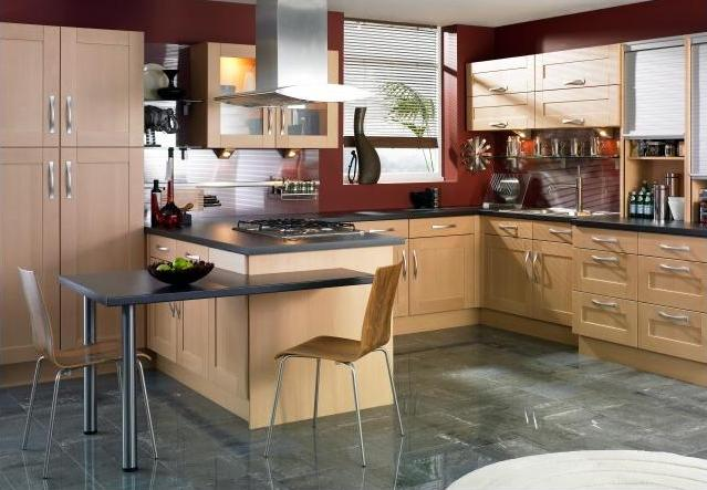 C mo decorar el desayunador de la cocina for Cocinas pequenas con desayunador fotos