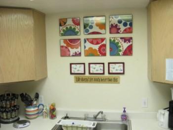 C mo elegir los cuadros para decorar la cocina - Como elegir cocina ...