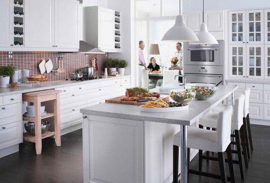 Cocinas IKEA 2012 Propuestas
