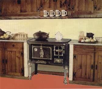 Como decorar una cocina antigua - Alacenas de cocina antiguas ...