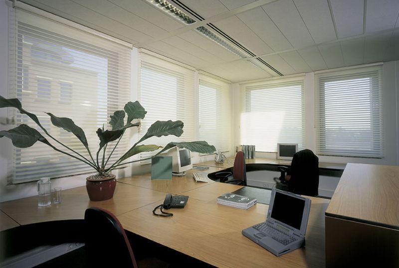 Como y donde comprar las cortinas para una oficina for Donde venden cortinas
