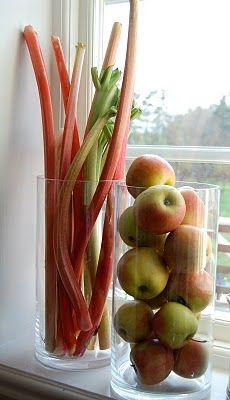 Decorar la cocina con frutas - Frutas artificiales para decoracion ...