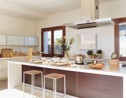 Diferentes tipos de campana de cocinas for Cocinas diferentes