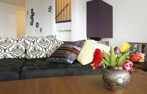El uso de los cojines en la decoraci n - Cojines con tu foto ...