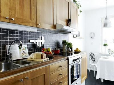 Trucos para unificar la cocina y el comedor en una misma habitación