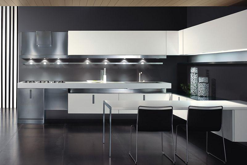 15 fotos de cocinas modernas para este nuevo a o for Cocinas integrales clasicas