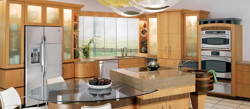 15 fotos de cocinas modernas para este nuevo a o for Cocinas whirlpool modelos