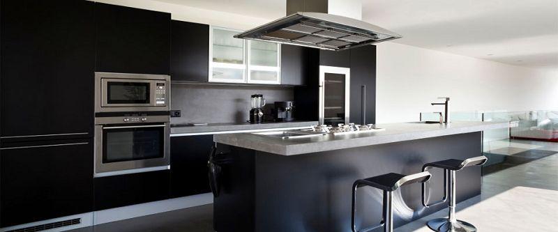 15 fotos de cocinas modernas para este nuevo a o for Modelos de cocinas modernas americanas