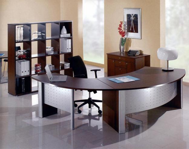 Top 20 oficinas elegantes for Diseno de muebles de oficina modernos