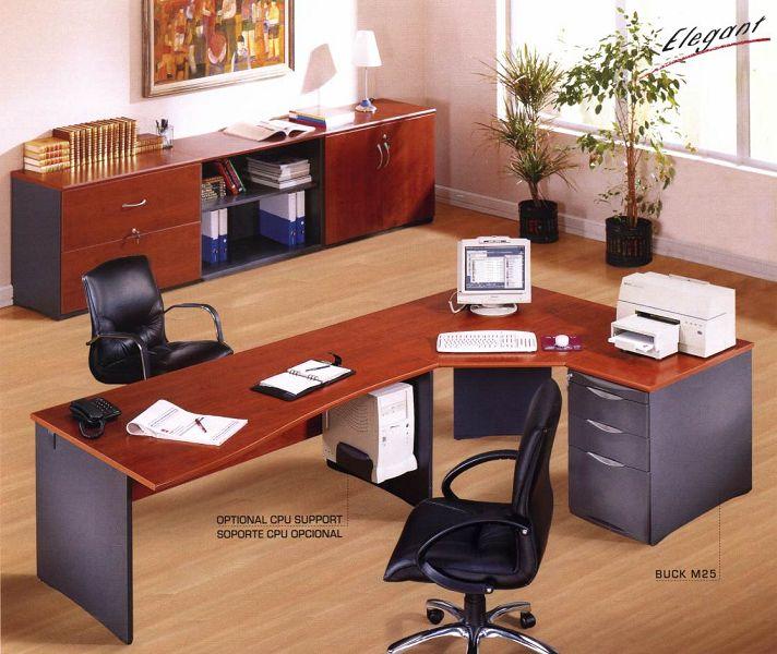 Top 20 oficinas elegantes for Elementos para decorar una oficina