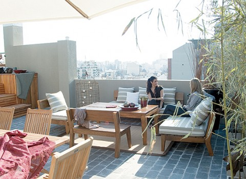 En que estilo decorar mi terraza for Decorar mi terraza