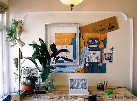 Decorar las paredes de la sala con p ster - Fotos en la pared ...