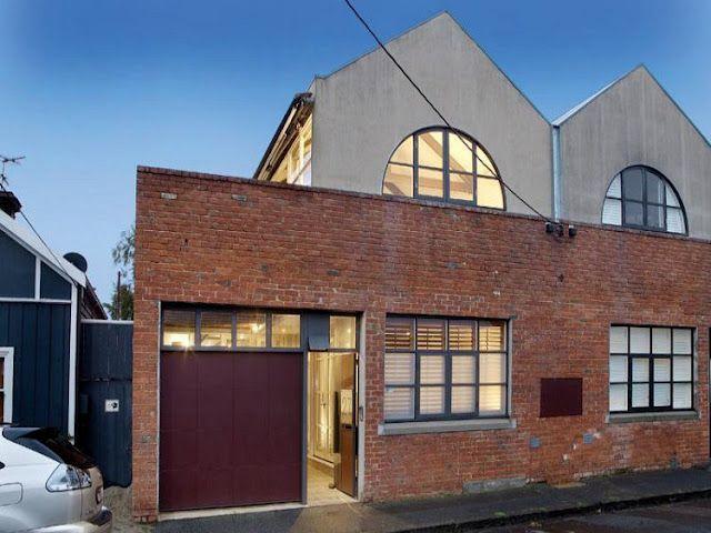 Un almac n transformado en casa for Casa moderno kl