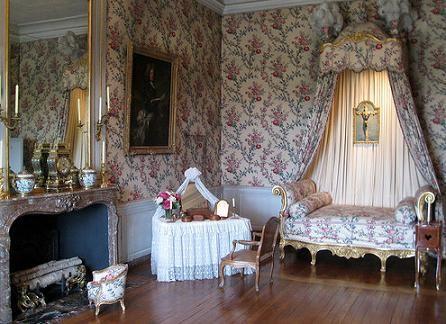 Opiniones sobre la arquitectura rococ - Dormitorio barroco ...