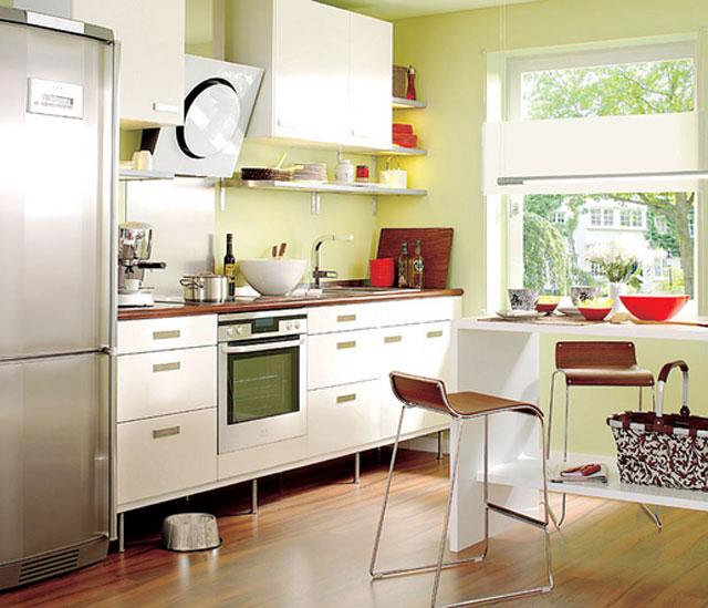 Los colores ideales para el comedor y la cocina for Ideas para decorar paredes de cocina
