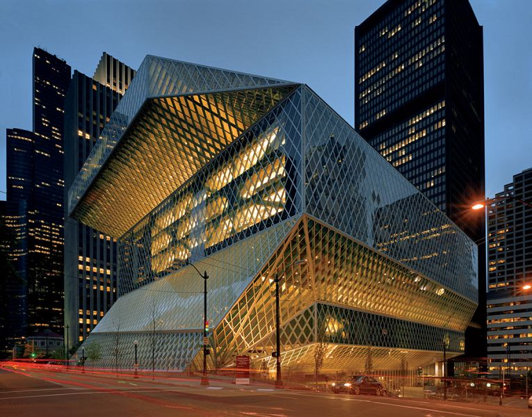 10 grandes maravillas de la arquitectura moderna for Arquitecturas famosas