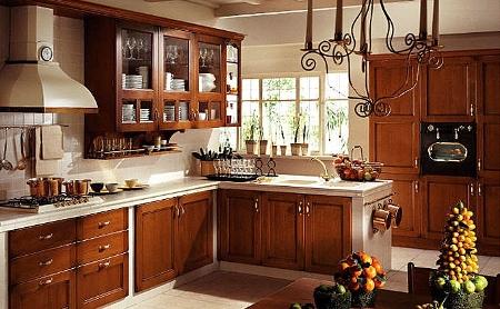 como poner un nuevo estilo de decoraci n en la cocina On adornos para muebles de cocina