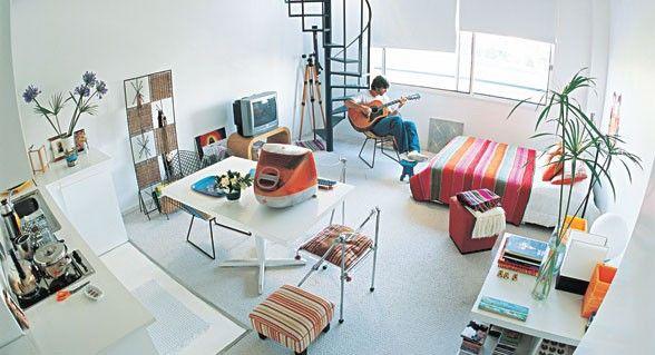 Muebles a medida para monoambientes - Tiempos modernos muebles ...